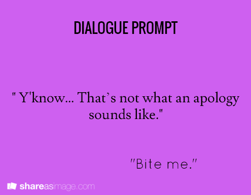 dialogic essay topics